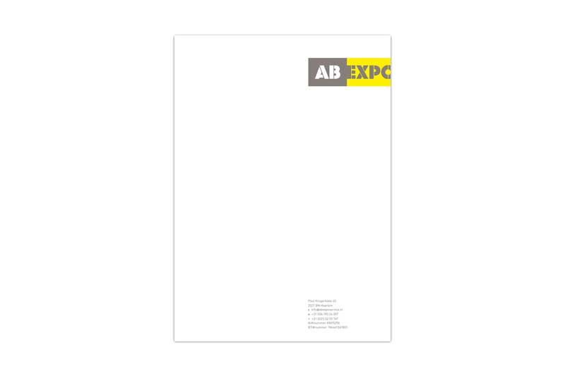 AB-EXPO-Briefpapier