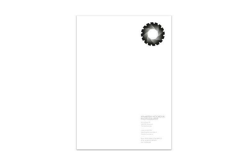 Maarten-Noordijk-Briefpapier